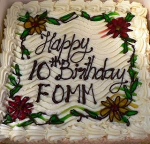10th Cake