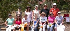 Clean Up Wisdom team DSCN2417